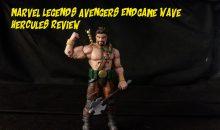 Marvel Legends Avengers Endgame Hercules Review