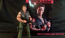 NECA Ultimate Commando Review