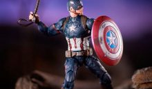 Marvel Legends Avengers Endgame Walmart Exclusive Captain America Figure