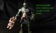 Marvel Legends Thor Ragnarok BAF Gladiator Hulk Review