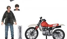 NECA SDCC 2019 Exclusive John Connor With Bike From Terminator 2: Judgement Day