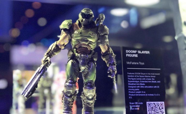 McFarlane Toys Doom Slayer Prototype - Action Figure Fury