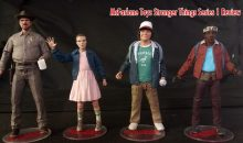 McFarlane Toys Stranger Things Series 1 Review
