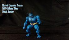 Marvel Legends X-Men BAF Beast Review