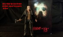 NECA Friday The 13th 2009 Ultimate Jason Voorhees Review