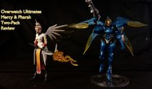 Overwatch Ultimate Mercy & Pharah Two Pack Review