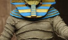 NECA Iron Maiden Pharaoh Eddie Figure Revealed!