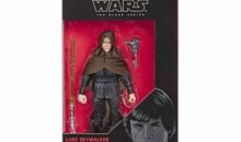 Star Wars Black Series Jedi Knight Luke Skywalker Promo Images