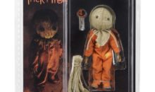 NECA Retro Trick R' Treat Sam Packaging Shots