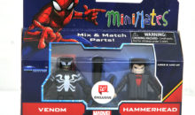 Marvel Animated Minimates Series 10 & 11 Plus Maximum  Venom!