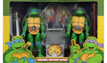 NECA TARGET Exclusive TMNT Series 2 Figures Revealed!