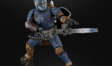 Star Wars Black Series The Mandalorian Heavy Infantry Mandalorian Revealed!