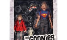 NECA Goonies Chunk & Sloth 2-Pack Images!