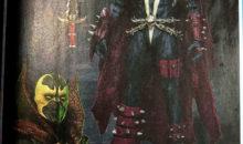 McFarlane Toys Mortal Kombat 11 Spawn Preview