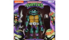 NECA TMNT Turtles in Time Series 1 Packaging Shots