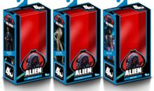 NECA Alien 40th Anniversary Figures Revealed!