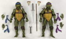 NECA Plans for 1990 TMNT 30th Anniversary?