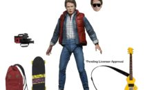 NECA Back To The Future Ultimate Figures Revealed