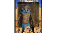 NECA Retro 8″ Iron Maiden Powerslave Eddie Packaging Shots