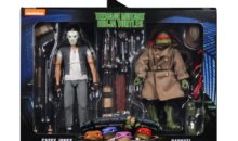 New Photos of The NECA TMNT 1990 Casey Jones and Raphael Two-Pack!