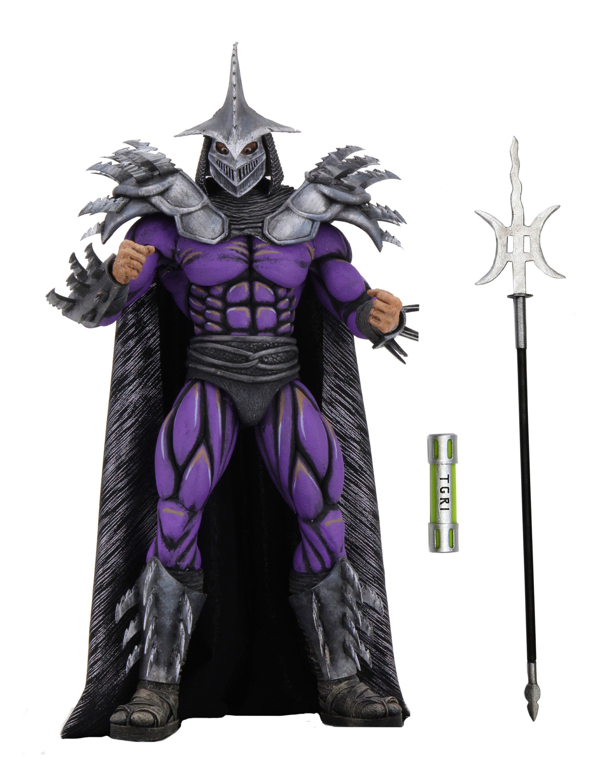 tmnt 2003 shredder action figure