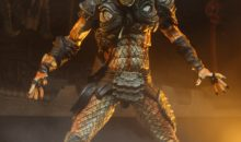 NECA Reveals The First Two Ultimate Lost Predator Figures.