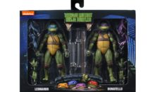 NECA TMNT 1990 Wal-Mart Two Packs!