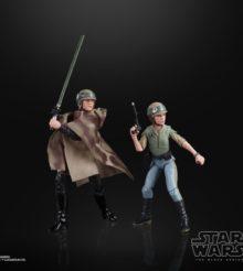 Star Wars Black Series Heroes of Endor Set Revealed!