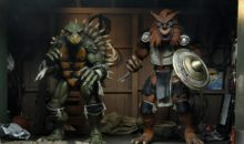 NECA TMNT II: Secret of The Ooze Tokka and Rahzar Two-Pack pre-order details.