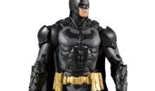 DC Multiverse New Images of Teen Titans Cyborg, Arkham Knight Batman and Arkham Origins Deathstroke