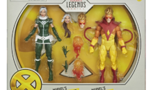 Marvel Legends Rogue and Pyro Two-Pack Revealed!