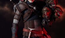 McFarlane Toys The Witcher 3 Geralt 12″ Statue revealed!