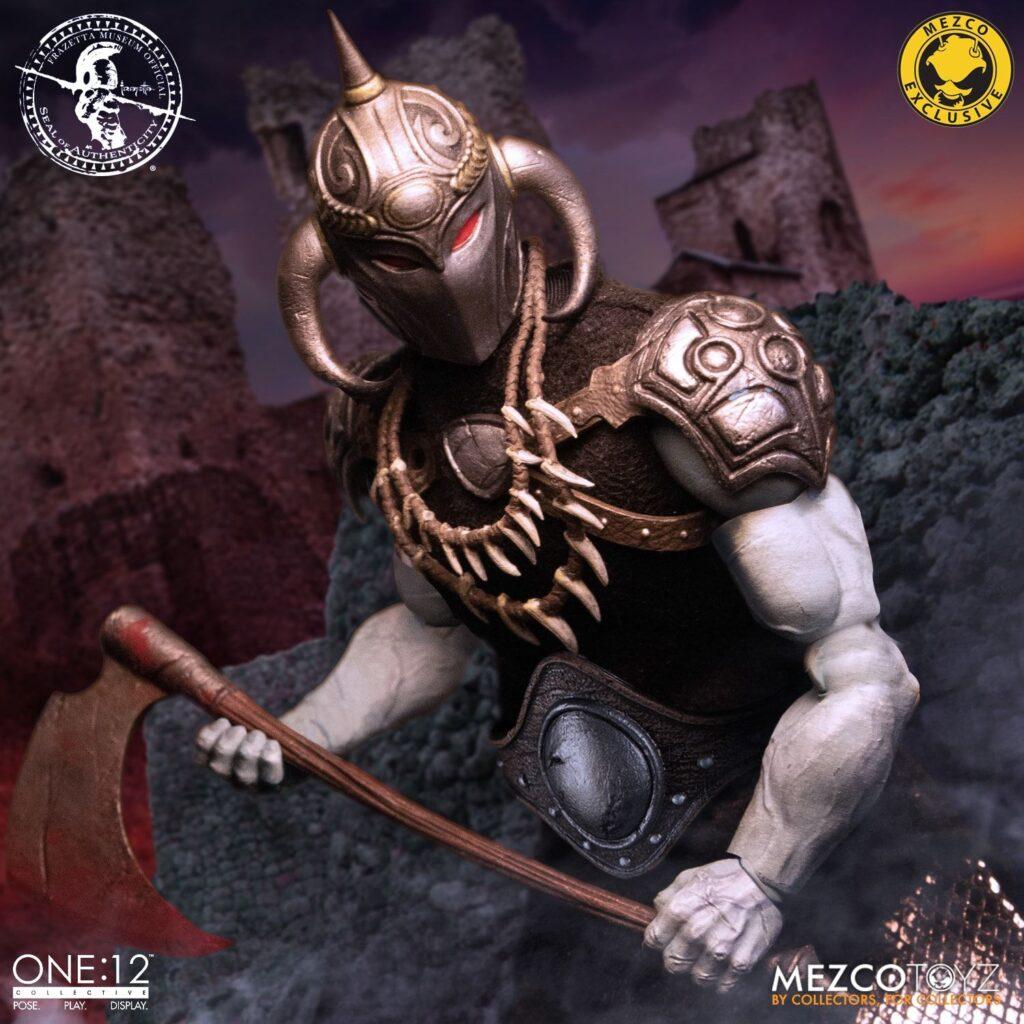 Mezco One:12 Death Dealer Vault Exclusive Limited Run
