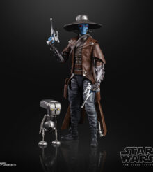 Star Wars Black Series European Exclusive Cad Bane Revealed!
