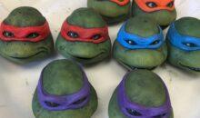 NECA TMNT 1990 New Turtles Head Teaser