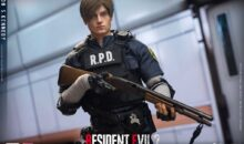 DAMTOYS 1/6 Scale Resident Evil 2 Leon S. Kennedy Revealed!