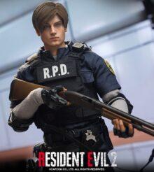 DAMTOYS 1/6 Scale Resident Evil 2 Leon S. Kennedy Revealed!