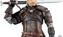 McFarlane Toys The Witcher 3 7″ Figures and 12″ Statue up for Pre-Order