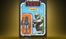 Star Wars Vintage Collection Return of the Jedi Boba Fett Revealed!