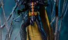 DC Multiverse Dark Nights Death Metal Darkfather BAF wave revealed!