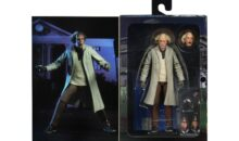 Final Packaging Shots of Back to The Future Ultimate Doc Brown figure!
