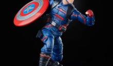 Marvel Legends John F. Walker Captain America Figure Revealed