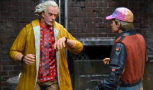 NECA Back To The Future Part II 2015 Doc Brown Preview
