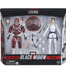Marvel Legends Red Guardian & Melina two-pack.