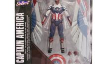 Diamond Select Toys TF&TWS Captain America and Winter Soldier Select Figures