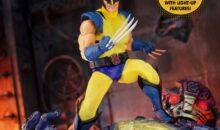 Mezco One:12 Deluxe Wolverine Revealed!