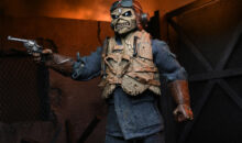 NECA Retro Iron Maiden Aces High Eddie Revealed!