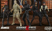 Hasbro Pulse Fan Fest 2021 G.I. Joe Classified Reveals!