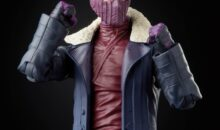 Marvel Legends The Falcon and The Winter Soldier Baron Zemo figure revealed!