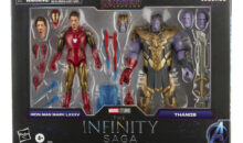 Marvel Legends Infinity Saga Figures Revealed!